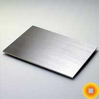 Лист из коррозионно-стойкой стали 3,5х1600х2500 мм 17Х18Н9