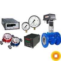 Контрольно-измерительные приборы (КИП) и автоматика