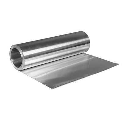 Алюминиевая фольга АД1М 0,24 мм
